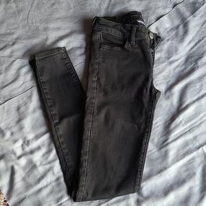 American Eagle AE Jegging Pants Black Size 0 Long